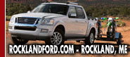 Cars & Trucks On Maines Coast - Rockland Ford